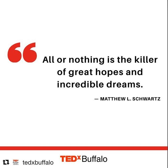 Thank you @tedxbuffalo for what was an incredible opportunity to share @foodgnomes message! If you haven't seen my #TEDx talk yet, please watch it at https://iam.ms/TEDxBuffalo #ted #tedx #tedxtalks #tedtalks #tedxtalk #tedtalk